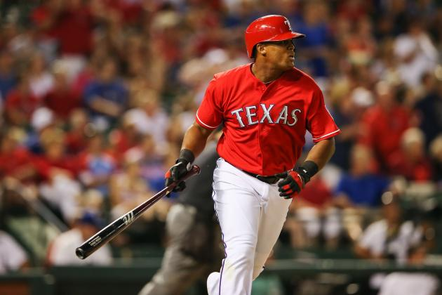 Rapid Reaction: Rangers 5, Mariners 4