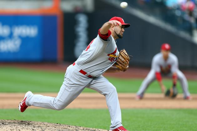 Mujica Squanders Wainwright's Effort