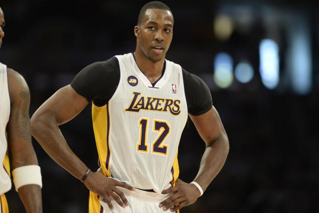 L.A. Lakers Reportedly Now Considering Sign-and-Trade Option If Dwight Leaves