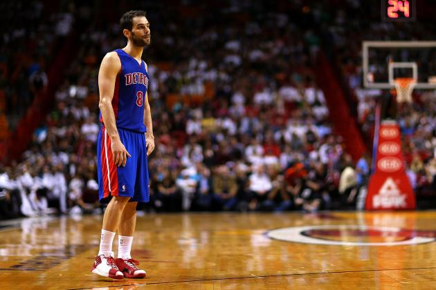 Jose Calderon Pairing Should Benefit the Dallas Mavericks' Dwight Howard Pursuit