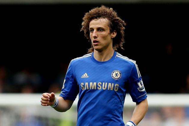 Bayern Munich Dismiss Talk of Chelseas David Luiz Making Move