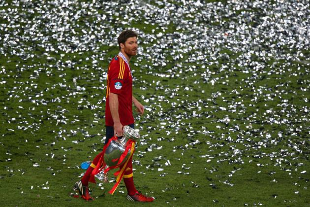 Why Xabi Alonso Should Be Guaranteed a Place at the World Cup in 2014