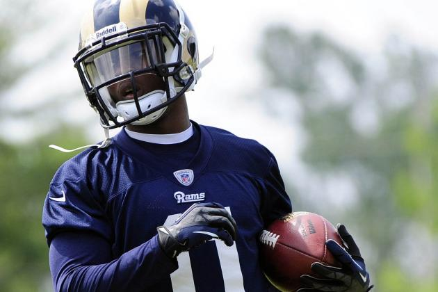 Tavon Austin Glad to Be One of Bradford's 'New Toys'