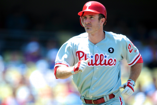 Should the Philadelphia Phillies Trade Franchise Cornerstone Chase Utley?