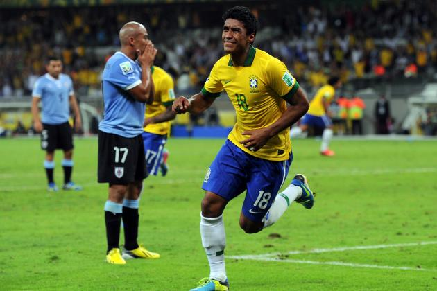 Why Paulinho and Not Neymar Will Be Brazil's Key Player at World Cup 2014