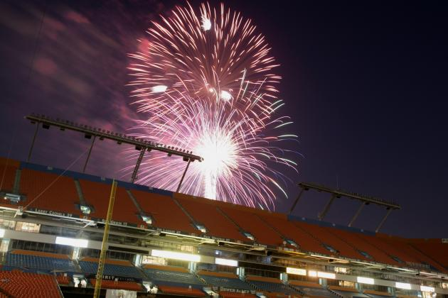 Dolphins Share July 4 Memories