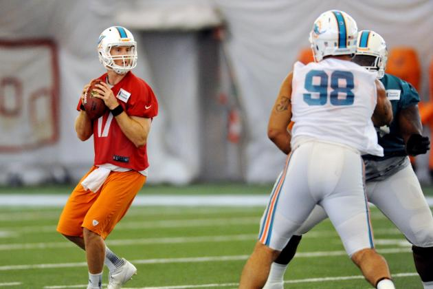Is Miami Dolphins QB Ryan Tannehill Poised for Big Year?