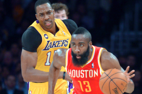 Would Dwight Howard, Josh Smith and James Harden Make Rockets NBA's Best Big 3?