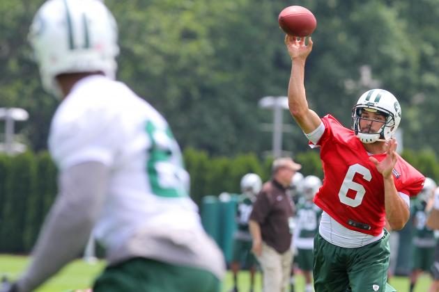 After 68 Starts, Mark Sanchez Has to Stop Making Rookie Mistakes