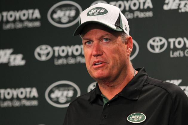 The Evolution of New York Jets Coach Rex Ryan: 2013
