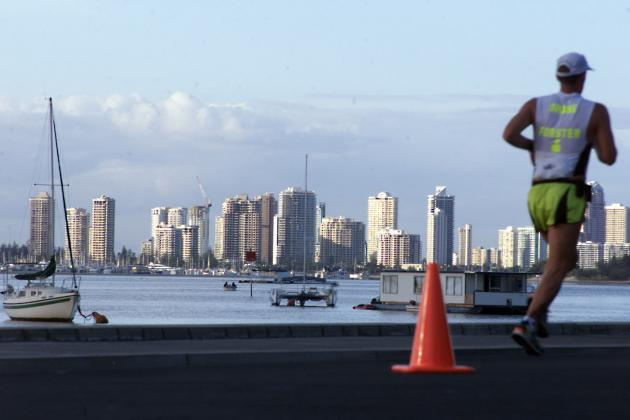 Gold Coast Airport Marathon 2013: Route, Date, Start Time and TV Info