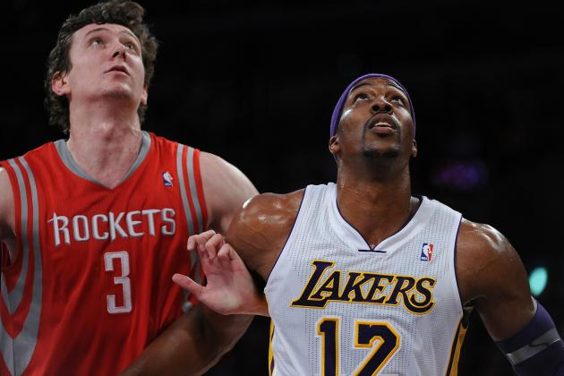 Do Houston Rockets Even Have Enough Cap Space to Sign Dwight Howard?