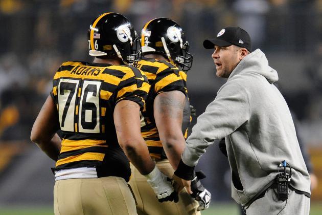 Steelers Hope T Mike Adams Gets It