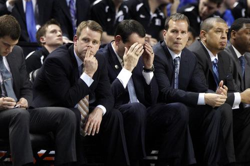 Krzyzewski's Comments Regarding Notre Dame Joining ACC Set off Brey