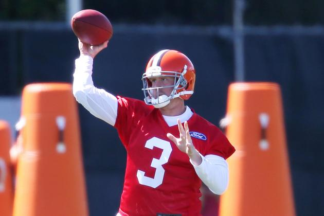 Weeden: 'This Offense Is Exciting'