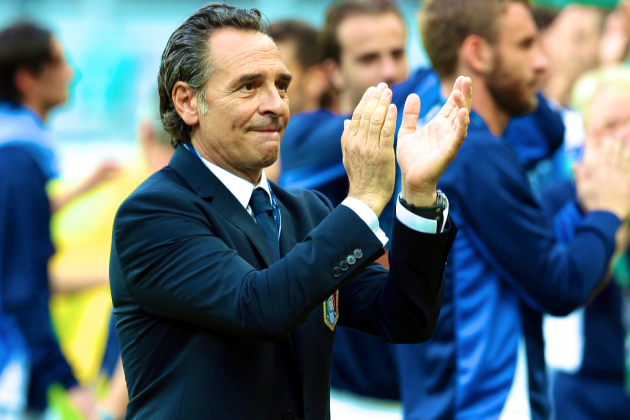 Italy's 3-5-2 May Be the Secret to World Cup Glory in 2014