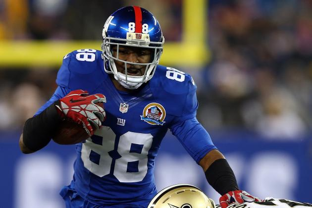 How Should the Giants Handle Nicks' Contract After Victor Cruz Gets a Deal?
