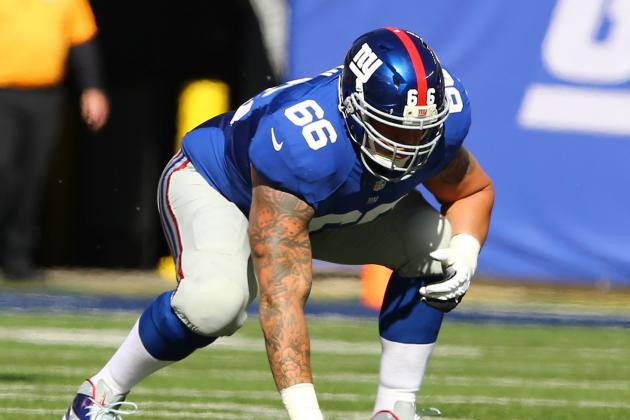 The 2013 Giants: It's All About the Blocking