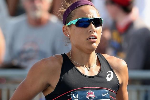 Lolo Jones Ends Track Season for Bobsled, Set for Twitter Date