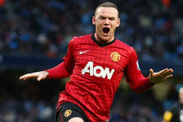 David Moyes Announces that Wayne Rooney Is Staying at Manchester United