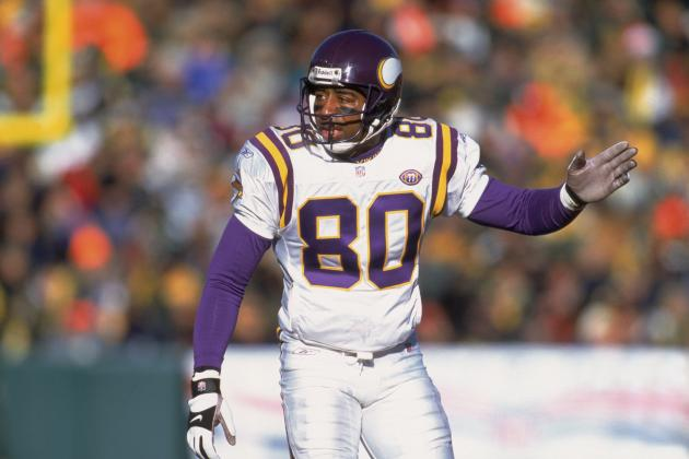 Cris Carter Says Mike Brown Took Him off Bengals' Draft Board
