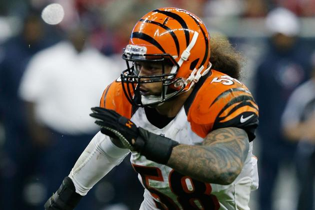 NFL: Rey Maualuga's Path to the Pros