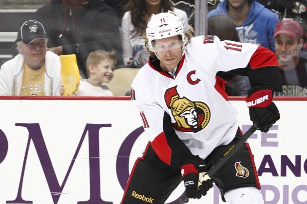 Report: Alfredsson to Sign with Red Wings