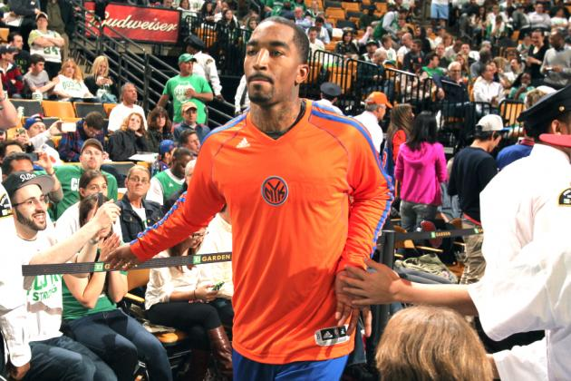 Will J.R. Smith Overcome Maturity Issues, Live Up to Contract with the Knicks?