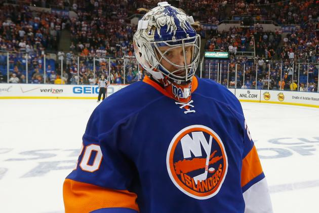 News: Islanders Re-Sign Evgeni Nabokov