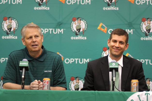 Celtics Introduce Brad Stevens as Coach