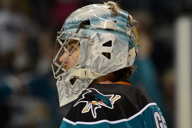 Coyotes Sign Ex-Sharks Goalie Thomas Greiss to 1-Year Deal