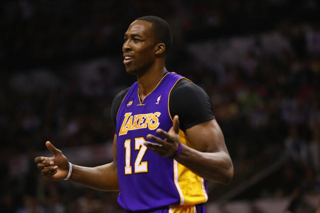 Lakers Rumors: LA Reportedly Losing Ground in Dwight Howard Sweepstakes