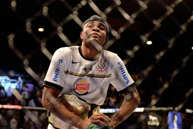 Dana White: Anderson Silva Retiring Will Be Like Michael Jordan Leaving the NBA
