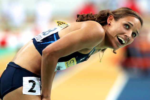 Olympian Lolo Jones Agrees to Twitter Date After Fan Secures 150,000 Retweets