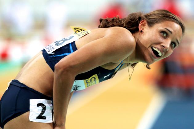 Olympian Lolo Jones Agrees to Twitter Date After Fan Secures 150,000 Retweets