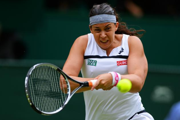 Wimbledon Tennis 2013 Women's Final: Previewing Bartoli vs. Lisicki Showdown