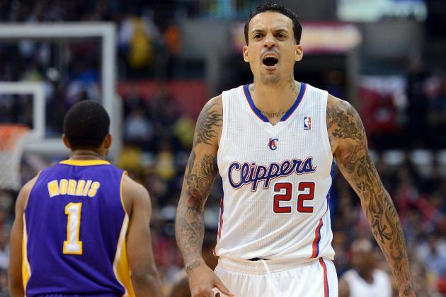 Lakers Rumors: Matt Barnes Could Sign with Lakers or Clippers Today