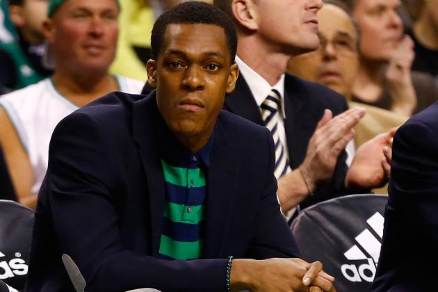 Ainge Expects Rondo to Be Ready for Opener