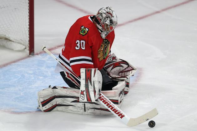 Chicago Blackhawks: 'Hawks Re-Sign Handzus and Rozsival but Lose Ray Emery