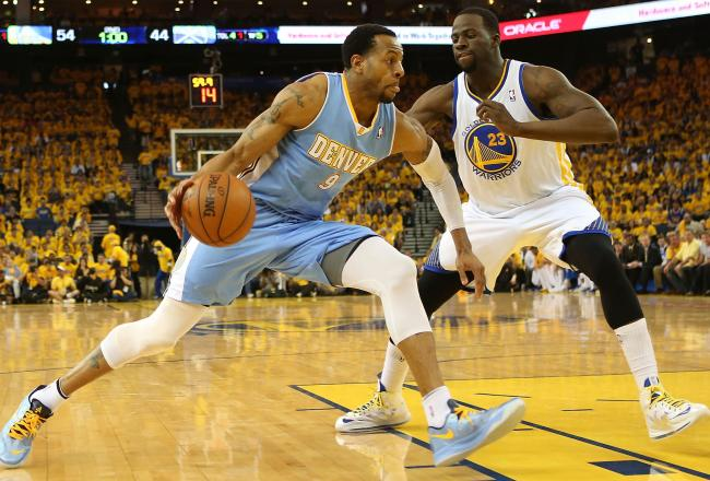 Denver Nuggets' Disaster Plan With Departure of Andre Iguodala