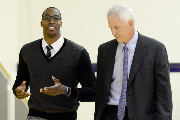 Los Angeles Lakers Reportedly Losing Hope that Dwight Howard Will Return