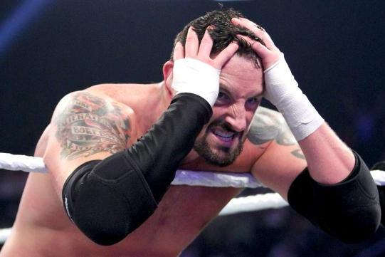 WWE Flashback Friday: What If Wade Barrett Wasn't Sidelined from Action in 2012?