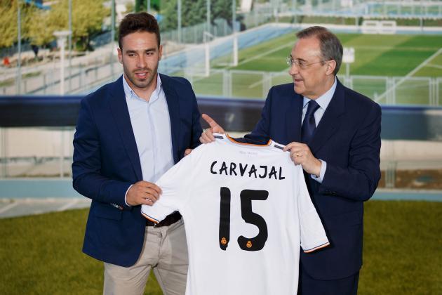 Dani Carvajal's Return to Real Madrid Is Savvy Move by Los Blancos