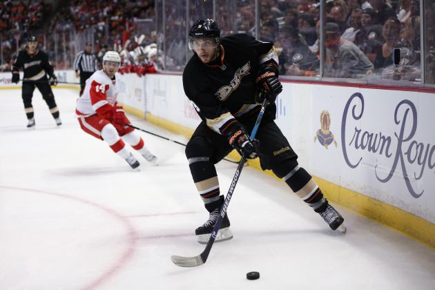 Anaheim Ducks Trade Bobby Ryan to Ottawa Senators