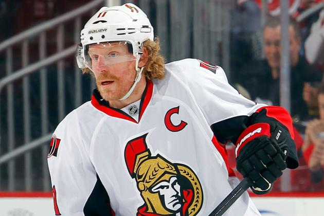 Alfredsson: 'This Is a Chance to Fulfill My Dream'