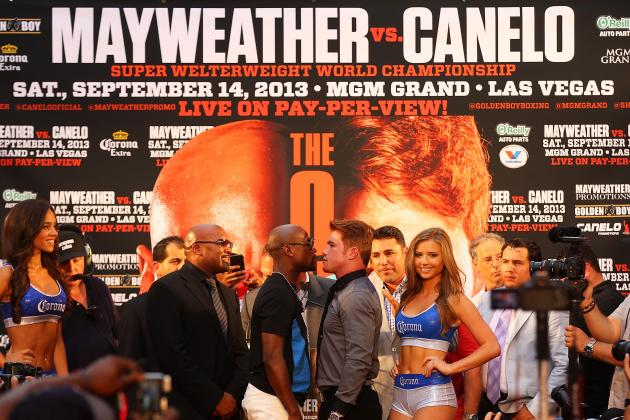 Can Mayweather vs. Canelo Top Boxing's All-Time PPV Record?