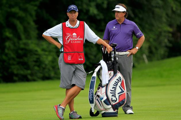 Will Phil Mickelson's U.S. Open Hangover Last Through the 2013 British Open?