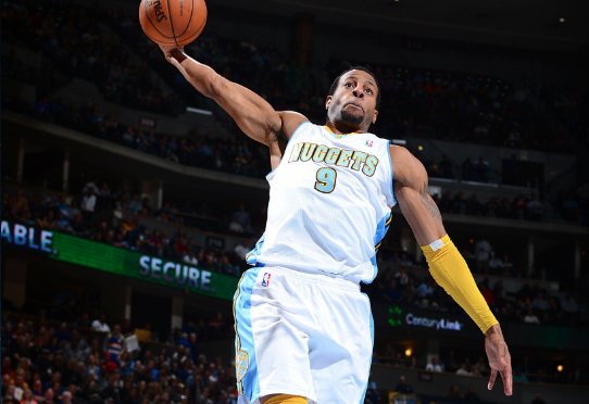 Andre Iguodala Signs 4-Year Deal with Golden State Warriors