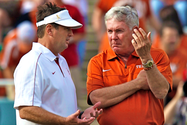 Will Poor Non-Conference Schedules Bring Down Big 12's Strength of Schedule?