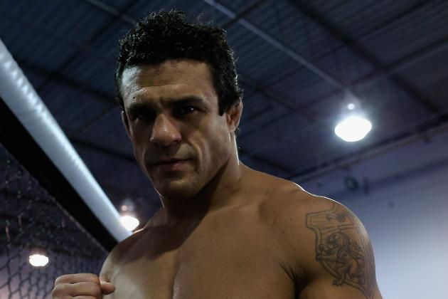 Vitor Belfort Asks Why Anderson Silva Would Refuse to Fight Unless He's Scared
